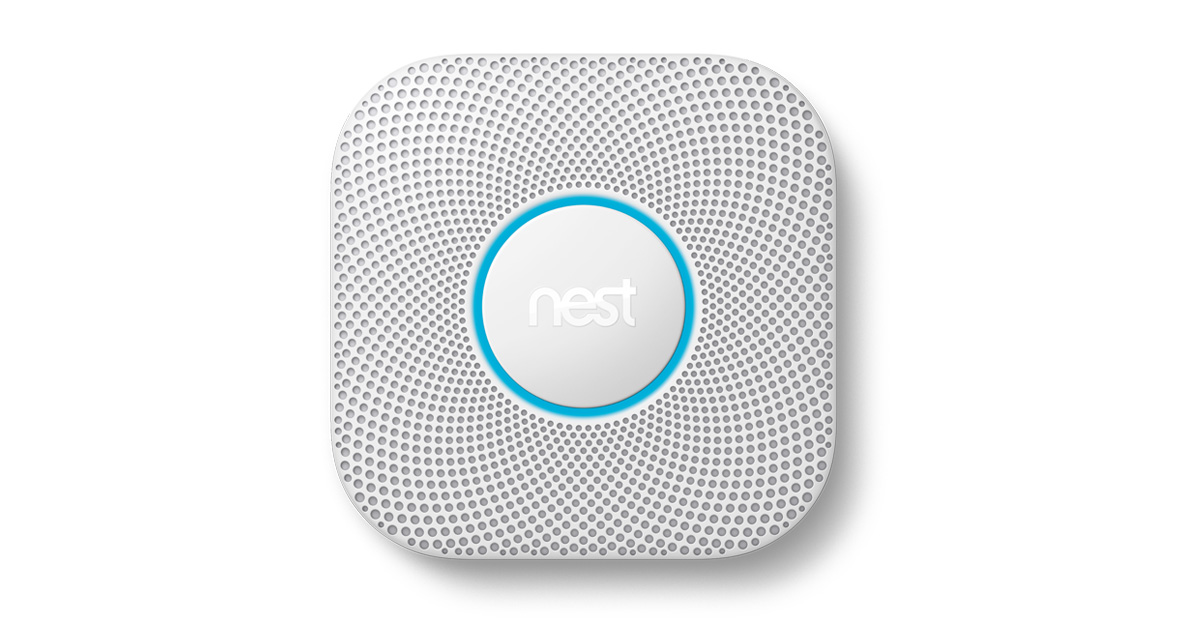 Nest Protect 2nd Generation White Battery